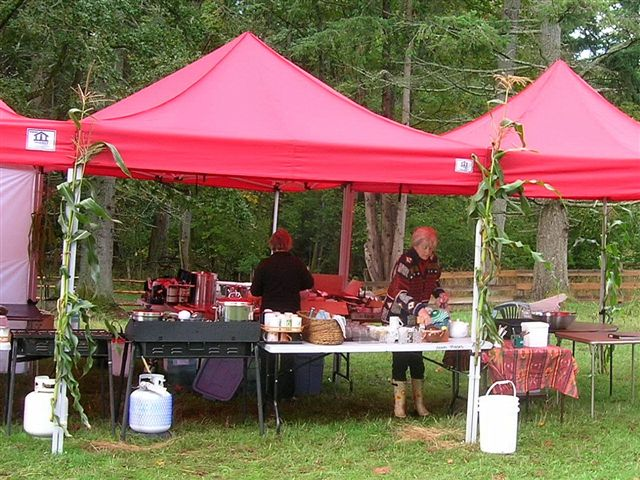 Fall Fair Soup Stall